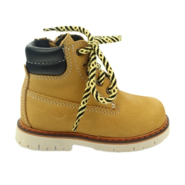 Yellow Boots Timberki Ren But 1457 camel