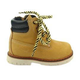 Yellow Boots Timberki Ren But 1457 camel