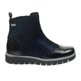 Ren But Warm boots Ren Boot 4379 navy blue