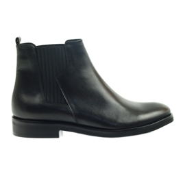 Edeo boots black slip-in 3244