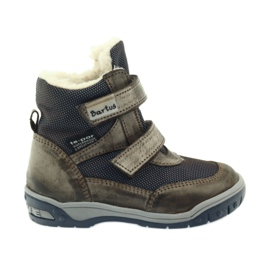 Bartuś Boote boots with membrane 006 turnip