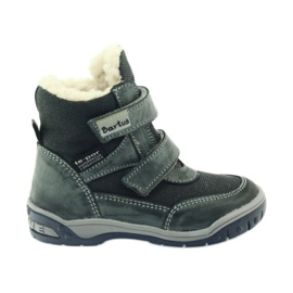 Bartuś grey Boote boots with membrane 006 turnip