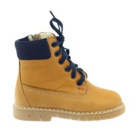 Boots Timberki BARTUŚ Camel
