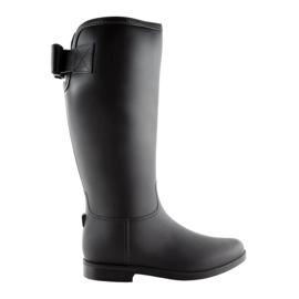Women's boots black D58 Black