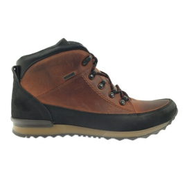 Riko men's red 8x trekking shoes