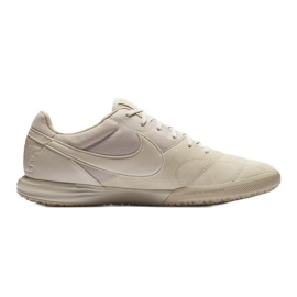 Indoor shoes Nike Premier Sala Ic M beige