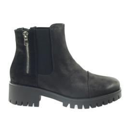 Winter women's boots Filippo 474 black