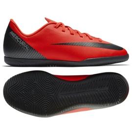 Nike Mercurial Vaporx 12 indoor shoes red