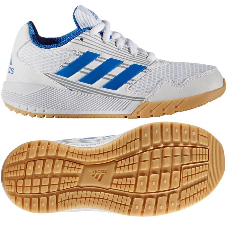 Adidas Alta Run Jr BA9426 shoes white