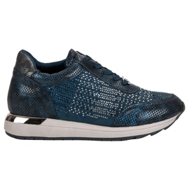 Kylie Fashionable Sport Shoes blue