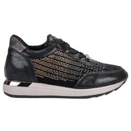 Kylie Fashionable Sport Shoes black