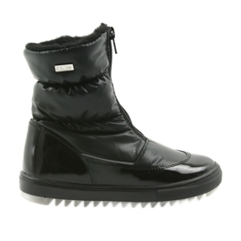Black Boots with a membrane Bartek 44405