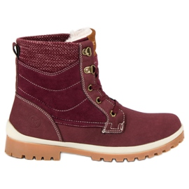 Bordeaux MCKEYLOR Trimmers red