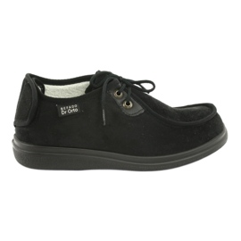 Befado women's shoes pu 387D005 black