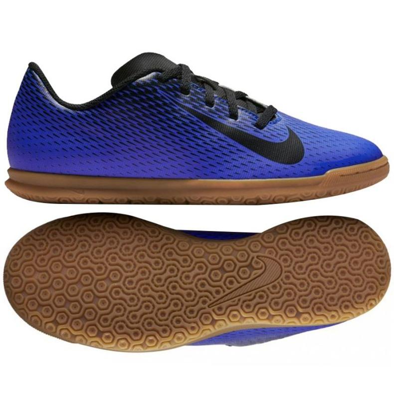 Nike Bravatax Ii Ic Jr 844438 400 shoes blue