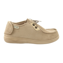 Brown Befado men's shoes pu 732M001