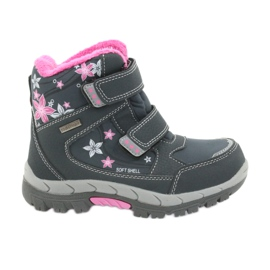 American Club American boots winter boots with membrane 3121