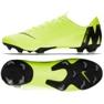 Nike Mercurial Vapor 12 Pro Fg M AH7382-701 Football Boots yellow yellow