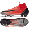 Nike Mercurial Superfly 6 Elite CR7 Fg M AJ3547-600 Football Boots black red