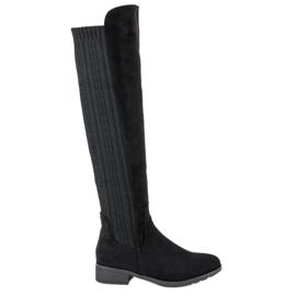 Filippo High Heels black