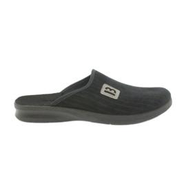 Befado men's shoes slippers 548m015 black