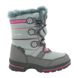 American Club American winter boots with 702SB membrane