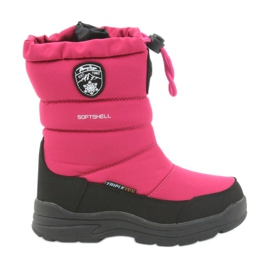 American Club American winter boots with membrane 801SB