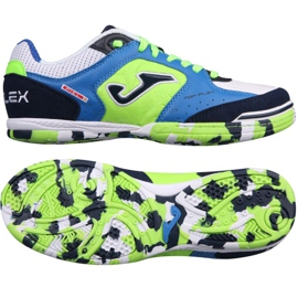 Indoor shoes Joma Top Flex In M TOPW.805.IN blue multicolored