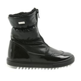 Black Boots with a membrane Bartek 47405