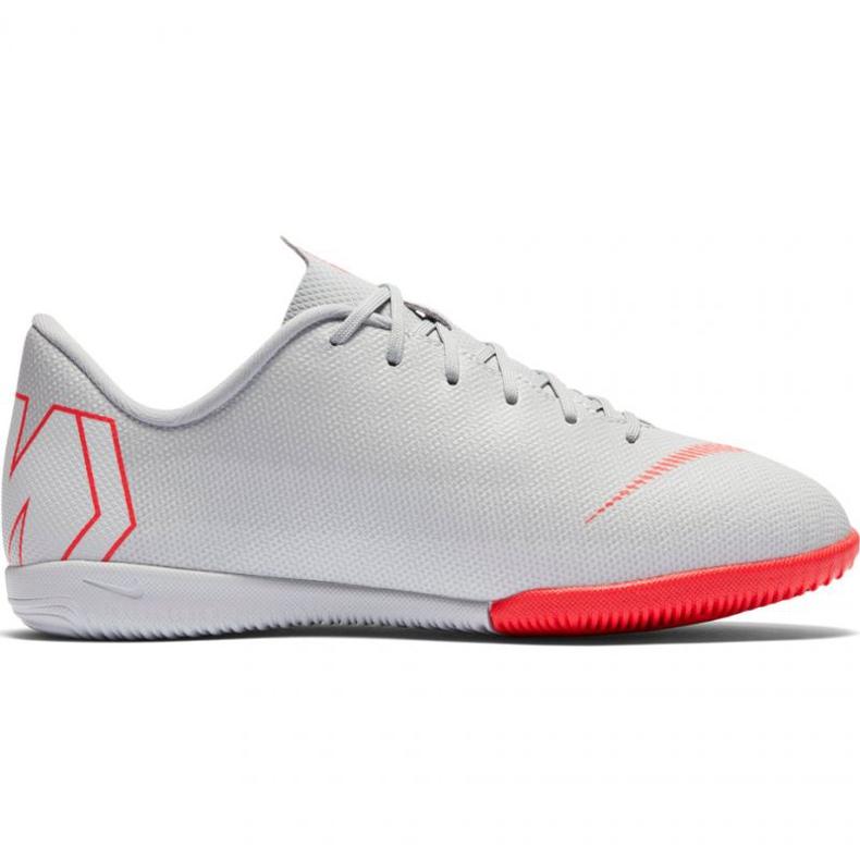 Nike Mercurial Vapor X 12 indoor shoes white