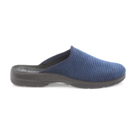Inblu Men's slippers navy blue