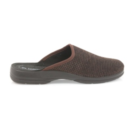 Inblu Men's slippers brown slippers