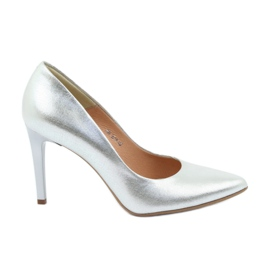 Grey Pumps On Spaghetti Espinto 456/166