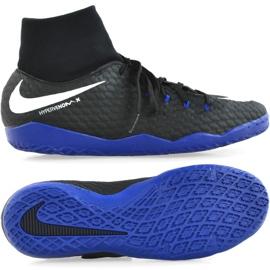 Indoor shoes Nike Hypervenom X Phelon 3 Df Ic M 917768-002 black black