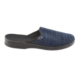 Navy Befado men's shoes pu 089M409