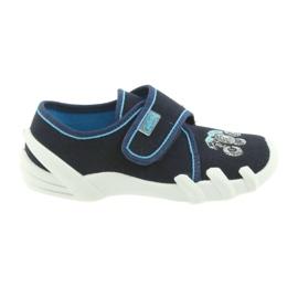 Navy Befado children's shoes 273X105