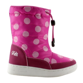 Pink Children's k1646109 Rose orthalion boots