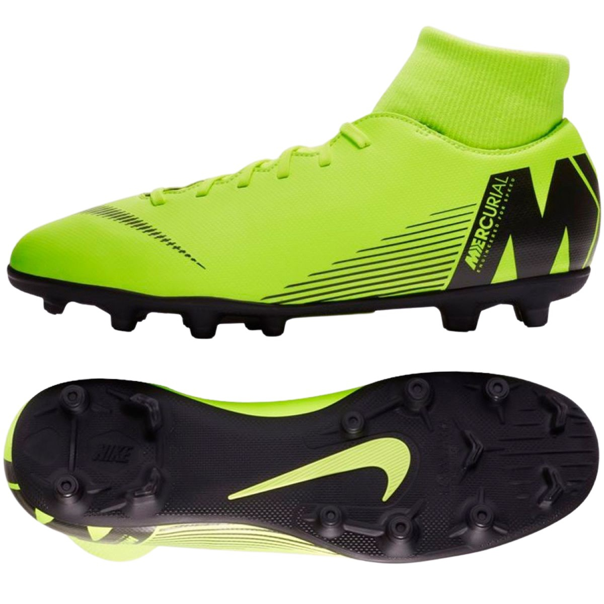 premium selection a2c64 3388c Football shoes Nike Mercurial Superfly 6 Club Mg M AH7363-701