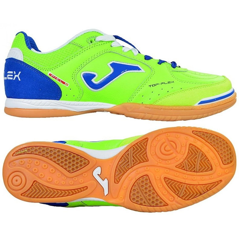 Indoor shoes Joma Top Flex 515 M TOPW.515.PS green multicolored
