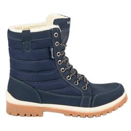 Blue MCKEYLOR snow boots