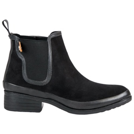 Kylie Booties Jodhpur boots black