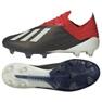 Football shoes adidas X 18.1 FG M BB9345 black