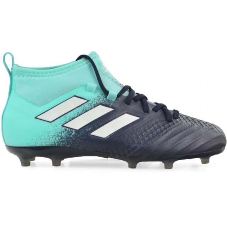 Adidas Ace 17.1 Fg Jr S77040 football shoes blue blue