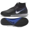 Indoor shoes Nike Phantom Vsn Academy Df Ic Jr AO3290-004 black black