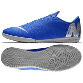 Nike Mercurial Vapor Ic M AH7383-400 indoor shoes blue blue