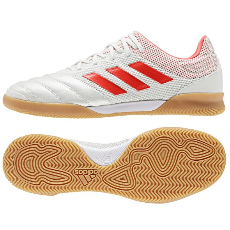 Indoor shoes adidas Copa 19.3 IN Room M D98065 white