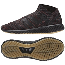 Football shoes adidas Nemeziz 18.1 Tr M D98019 black black