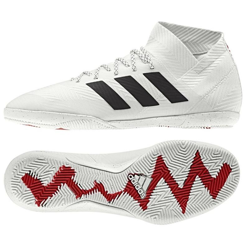 Indoor shoes adidas Nemeziz 18.3 In M D97989 white white