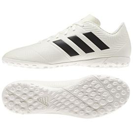Football boots adidas Nemeziz 18.4 TF M D97994 white