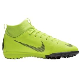 Nike Mercurial SuperflyX Football Boots 6 Academy Gs Tf Jr AH7344-701